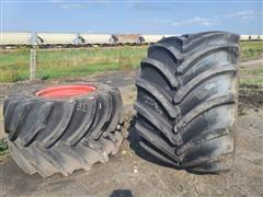 Goodyear 1000/40R32 Tires & Rims