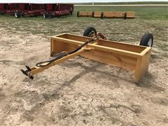 2021 Industrias America F08T Box Scraper