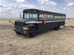1992 Navistar International 1F2710L-S School Bus