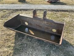 """Central Fabricators 71"""" Ditching Bucket"""