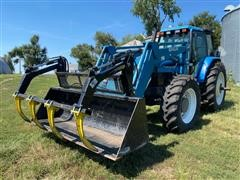 1994 New Holland 8360 MFWD Tractor