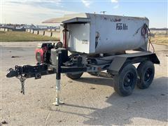 Porta-Mix 2 Yd. Towable T/A Mortar & Concrete Mixer