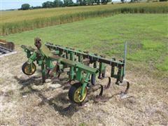 3-Pt 11 Shank Field Cultivator