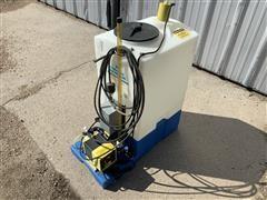 Agri-Inject 35-740 Chemigation Pump