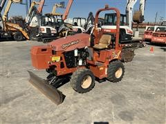 2012 DitchWitch RT45 4x4 Trencher