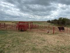 Titan West OK Corral Portable Corral