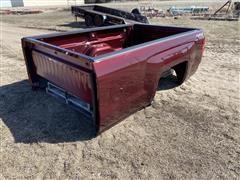 2017 Chevrolet 8' Pickup Box