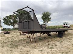 Schwartz 156H Wrecker Bed w/ Hydraulic Wet Kit