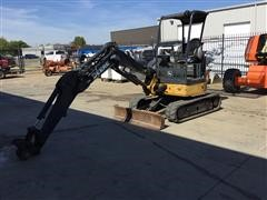 2013 John Deere 27DX Mini Excavator