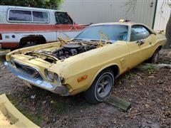 1974 Dodge Challenger 2-Door V8 Hardtop