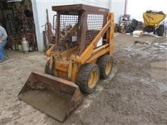 1994 Case 1825 Skid Steer Loader