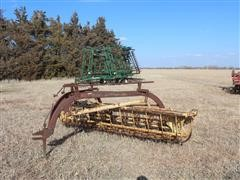 New Holland 259 Pull Type Side Delivery Rake