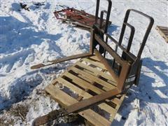 MDS Skid Steer Pallet Forks