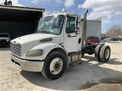 2005 Freightliner Business Class M2 S/A Cab & Chassis