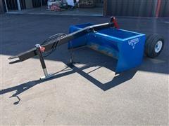 Industrias America Longhorn L5 Hydraulic Box Scraper