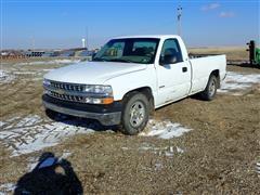 2001 Chevrolet 1500 2WD Pickup