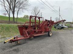 1965 Hopper Machine Corn Harvester