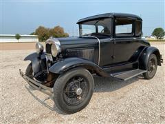 1930 Ford A 2 Door Car