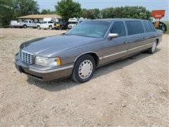 1998 Cadillac Limousine