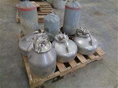 Surge Stainless Milking Equipment