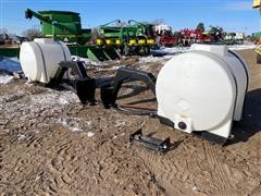 Agri-Products Poly Saddle Tanks