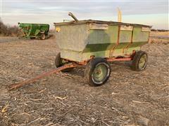 Flare Side Grain Wagon