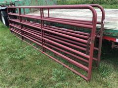 Behlen & Farmaster 16' Livestock Fence Panels