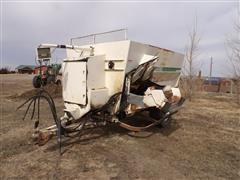 Henke Kwik Mixer B2300 Feeder Mixer Wagon