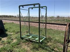 Parker Bulk Seed Dump Cage
