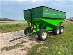 Parker 6600 Center Dump Grain Wagon