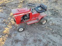 Toro Garden Tractor (INOPERABLE)