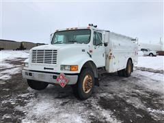 1997 International 4700 S/A Fuel Truck