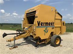 2004 Vermeer 605XL Baler