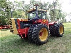 1981 Versatile 555 4WD Tractor W/3-Pt & PTO