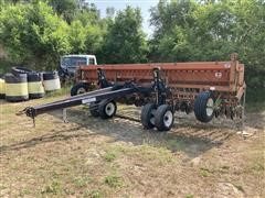 Tye Grain Drill
