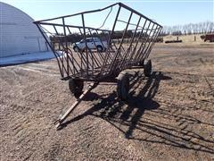 16' Hay Feeder Wagon