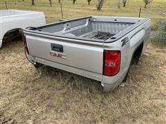 GMC 8' Truck Box w/ B&W Gooseneck Hitch