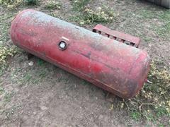 Steel Propane Tank