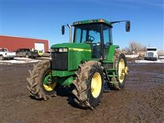1998 John Deere 7810 MFWD Tractor