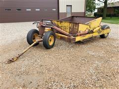 Soil Mover 5 Yard Dirt Scraper