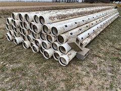 Kroy Plastic Irrigation Pipe