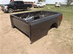 2020 Ford F250 8' Pickup Bed W/Receiver Hitch & Rear Bumper