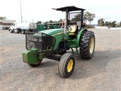 2007 John Deere 5525 2WD Tractor