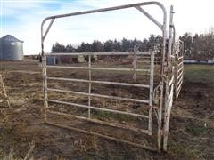 Baasch 8' Portable Corral Arch Gates