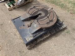 Holland Truck Tractor 5th Wheel Plate