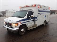 1994 Ford Cargo Cut Away Ambulance