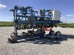Kinze Research 8R30 Folding Transport Planter