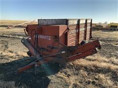Schrwartz Feed Wagon