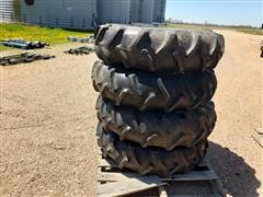 11.2-24 Pivot Tires/Rims
