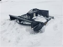 2020 Wolverine 6' Rotary Cutter Skid Steer Attachment